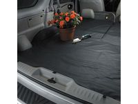 GMC Envoy Cargo Area Liner,Color:Black; - 12497720