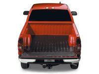 "Chevrolet Silverado 1500 Rubber Mat,Note:Black,GM Logo,6'6"" Standard Box; - 12495919"