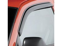 GMC Sierra 3500 Side Window Weather Deflectors