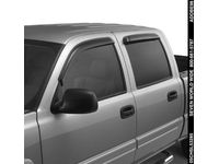 Cadillac Side Window Weather Deflector - Front and Rear Sets - 12497163
