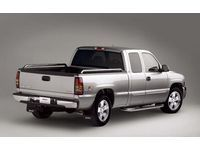 GMC Sierra 3500 Tubular Bed Rails