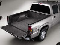 GMC Sierra 3500 Bed Rugs