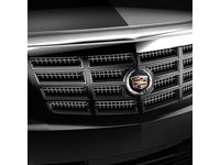 Cadillac Escalade EXT Molded Hood Protector,Material:Chrome; - 19172571