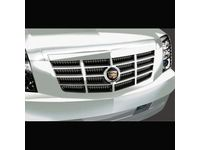 Cadillac Escalade EXT Molded Hood Protector,Color:White (98U); - 19172572