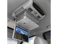 Chevrolet Avalanche RSE - DVD Player - Overhead Installation Kit - 19172765