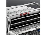 GMC Sierra 3500 HD Headache Ladder Rack by TracRac® - 19299114
