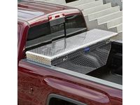 GMC Sierra 3500 HD Cross Over Deep Well Toolbox,Note:For Use with Aluminum Full Ladder Rack); - 19299118