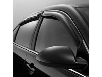 Chevrolet Monte Carlo Side Window Weather Deflectors