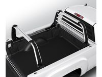 GMC Sierra 2500 HD Adjustable Truck Bed Divider and Utility Rack - 17802462