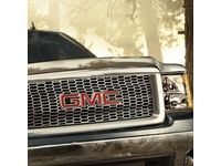 GMC Sierra 3500 HD Hood Protector in Smoke - 19172039