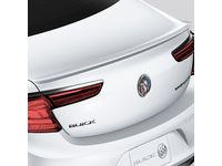 Buick Flush Mount Spoiler Kit in Olympic White - 19212621