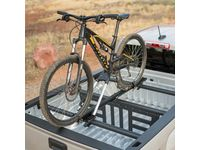 Chevrolet HHR Roof-Mounted Bicycle Carriers