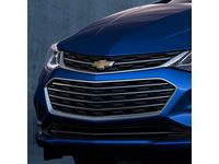 Chevrolet Cruze Grille Package in Silver with Chrome Surround and Bowtie Logo - 84066053