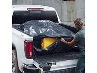 GMC Sierra 1500 Truck Bed Bag - 5 feet 5 inches in Black by Load Lugger™ - 19369245