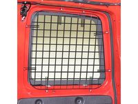 Chevrolet Express 3500 Passenger-Side Security Screen Package for Sliding Door Window - 12498712