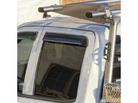 GMC Sierra 3500 HD Aluminum Cab-Over Ladder Rack Extension by TracRac a Division of Thule - 19299113