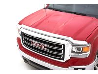 GMC Sierra 1500 Hood Protector by Lund in Chrome - 19303247