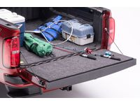 Chevrolet Colorado Carpeted Tailgate Mat by BedRug™ - 19333197