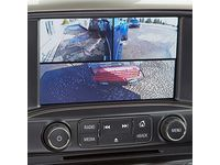 GMC Sierra 1500 Three Camera Trailering System by EchoMaster for Vehicles with 7-inch screen and Standard Sideview Mirrors - 19367546