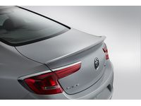 Buick Flush-Mounted Spoiler in Quicksilver Metallic - 26250564