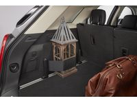 GM Flexible Cargo Partition in Jet Black - 22743383