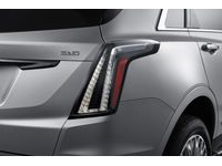 Cadillac Taillamps in Clear - 84501566