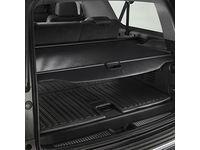 Chevrolet Suburban 3500 HD Cargo Area Shade in Jet Black - 22964397