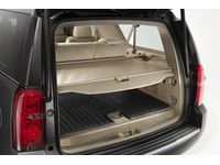 Chevrolet Suburban 3500 HD Cargo Area Shade in Dune - 22964396