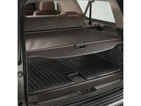 Chevrolet Suburban 3500 HD Cargo Area Shade in Cocoa - 22964395
