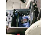 GM Center Console Insert Lock Box with 3 Digit Combination Lock by Tuffy Security Products - 19369089