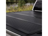 GMC Sierra 1500 Standard Box Hard Folding Tonneau Cover by REV - 19355218