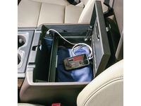 GMC Sierra 3500 HD Center Console Insert Lock Box by Tuffy Security Products - 19356364