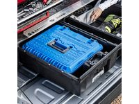 Chevrolet Express 4500 D-Box Storage Box by DECKED - 19371495