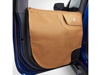 Chevrolet Silverado 3500 HD Carhartt Double Cab Rear Side Door Trim Panel Cover in Brown - 84277437
