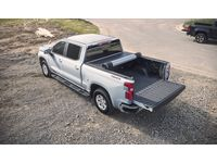 GMC Sierra 1500 Short Bed Hard Rolling Tonneau Cover by REV - 19416967
