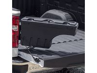 Chevrolet Silverado 1500 Swingout Toolbox Driver Side by Undercover™ - 19417390