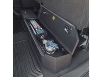 GM 19417361 Under Rear Seat Lockbox with Three-Digit Combination Lock by Tuffy Security Products - 1