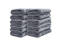 Cadillac ATS 12-Pack Borderless Microfiber Utility Towels by Adam's Polishes - 19418008