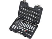Buick 61-Piece Tool Kit with 3/8-Inch Drive Socket Set in Mobile Hard Case by Sonic™ Tools - 19370710