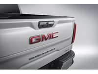 GM Tailgate Handle in Chrome for MultiPro™ Tailgate - 84123317