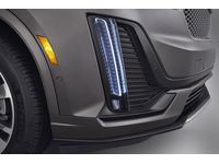 Cadillac XT6 Grillettes in Gloss Black - 84649626