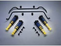 GM Off Road Suspension Package, Front and Rear - 17800834