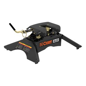 GM 19353369 Fifth Wheel 20K Hitch by CURT™ Group