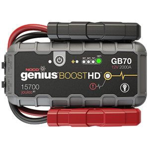 GM 19366934 2,000-Amp Battery Jump Starter by NOCO