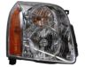 15861026 - GM Headlamp Assembly-(W/Front Side Marker & Park & Turn Signal