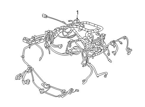 2012 cadillac cts wiring diagram 2012 cadillac cts wiring harness parts listing gm parts prime  2012 cadillac cts wiring harness parts