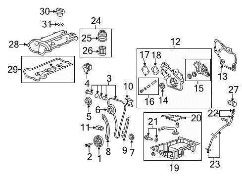 saturn transmission parts diagram 2008 saturn vue engine parts parts listing gm parts prime  2008 saturn vue engine parts parts