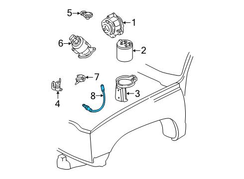 vapor canister purge valve diagram vacuum pump diagram