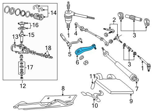 chevrolets 10 steering diagram 96 chevy blazer ecm fuse 10 wiring diagram #5