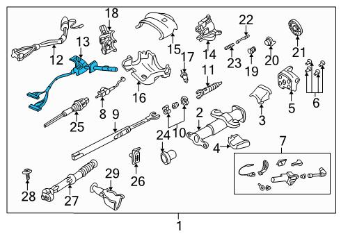 Gmc Envoy 4 2 L Engine Diagram additionally 2002 Trailblazer Spark Plug Wire Diagram as well T13885413 Want see location center fuse box under likewise Bmw X5 3 0 Engine Diagram further Chevrolet Colorado Crankshaft Sensor Location. on 2006 gmc envoy wiring diagram